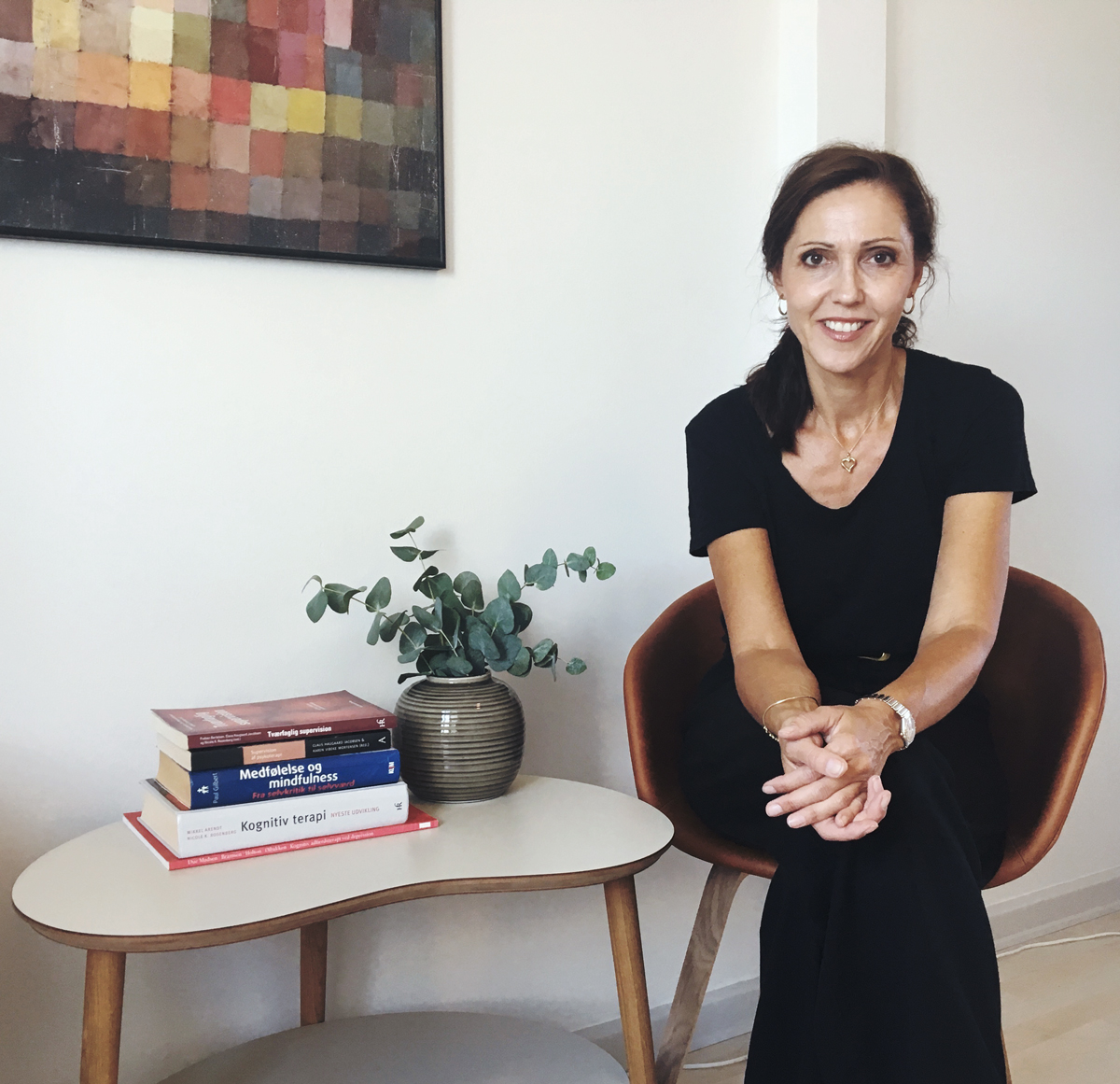 psykolog Lise-Mette Holton Diakonissestiftelsen Frederiksberg København